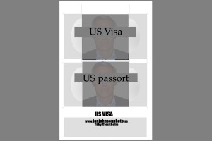 US Visum foto