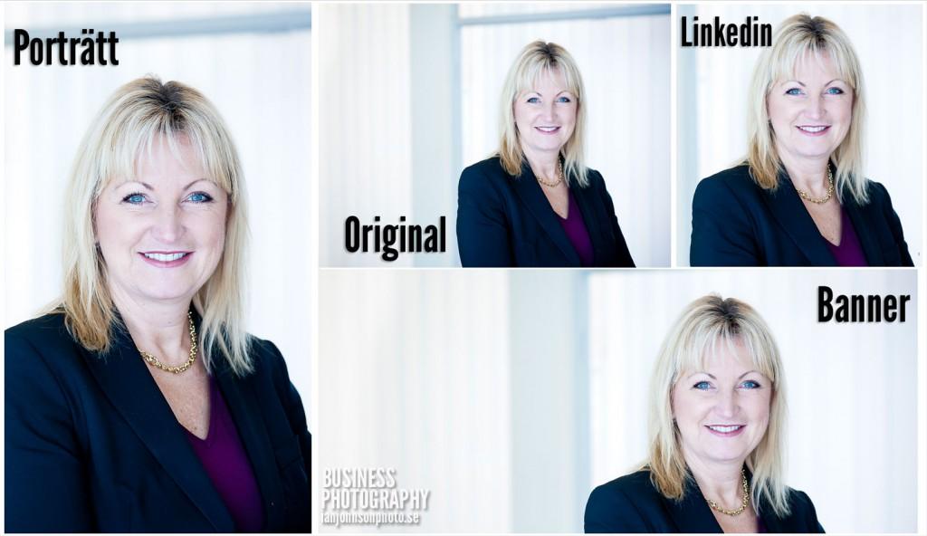 Linkedin porträtt