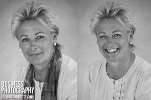företag fotograf porträtt