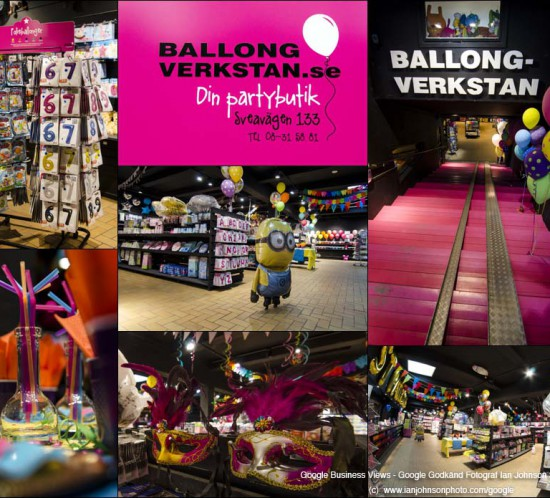 fest ballong