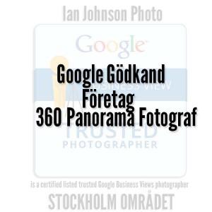 godkänd google fotograf