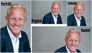 porträtt linkedin cv bilder