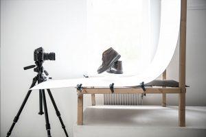 produkt webb foto